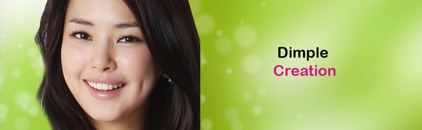 Best Dimple Creation or Smile Correction Clinic in Kolkata, India